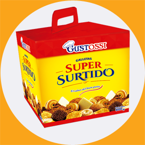 Galletas Super Surtido